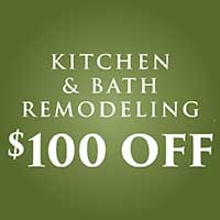 Anniversary Flooring Sale - Going On Now! - Custom Kitchen & Bath Tile & Stone Remodeling $100 OFF