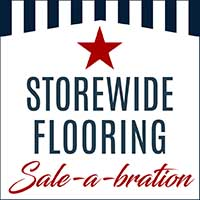 Save Now during our Storewide Sale-a-bration at Class Carpet in Levittown!