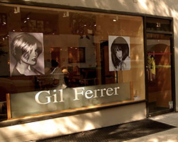 Gil Ferrer Hair Salon - New York NY | flooring project by Class Carpet