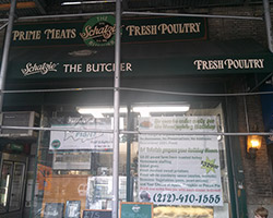 Schatzie's Deli New York, NY | flooring project by Class Carpet