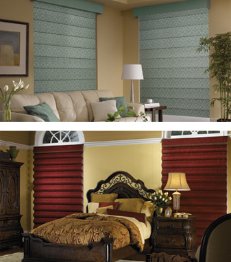 Window Shades from Class Carpet & Interiors