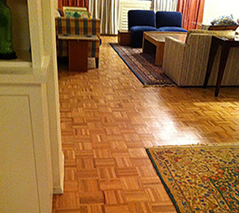 Wood Floor Refinishing Projects by Class Carpet & Floor