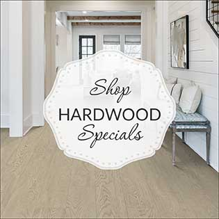 Shop hardwood flooring specials at Class Carpet in Levittown.