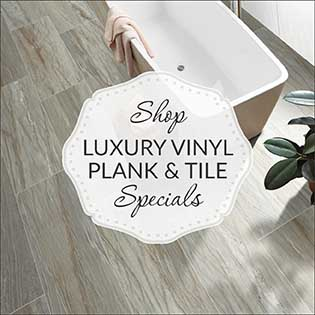 Shop luxury vinyl specials at Class Carpet in Levittown.